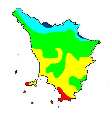 Giorni_di_pioggia_medi_annui_in_Toscana_1961-1990