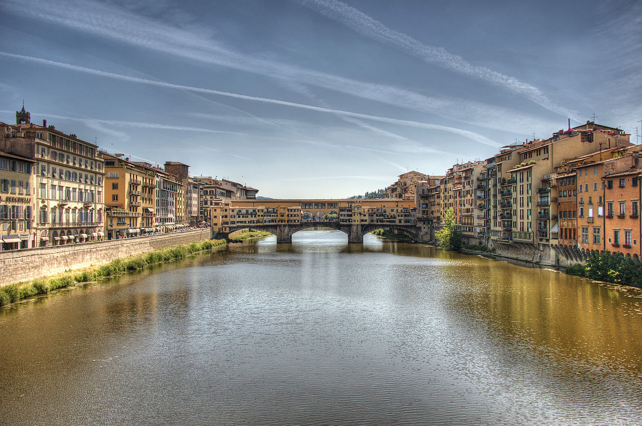 1280px-Arno_River_and_Ponte_Vecchio,_Florence[1]