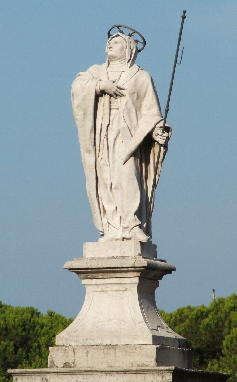 Desenzano_statua_Angela_Merici
