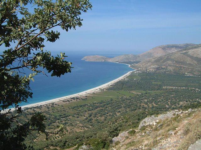 Coastline_in_Albania