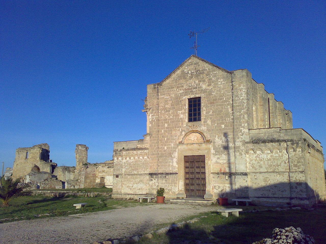 Santa Maria di Casole von Copertino