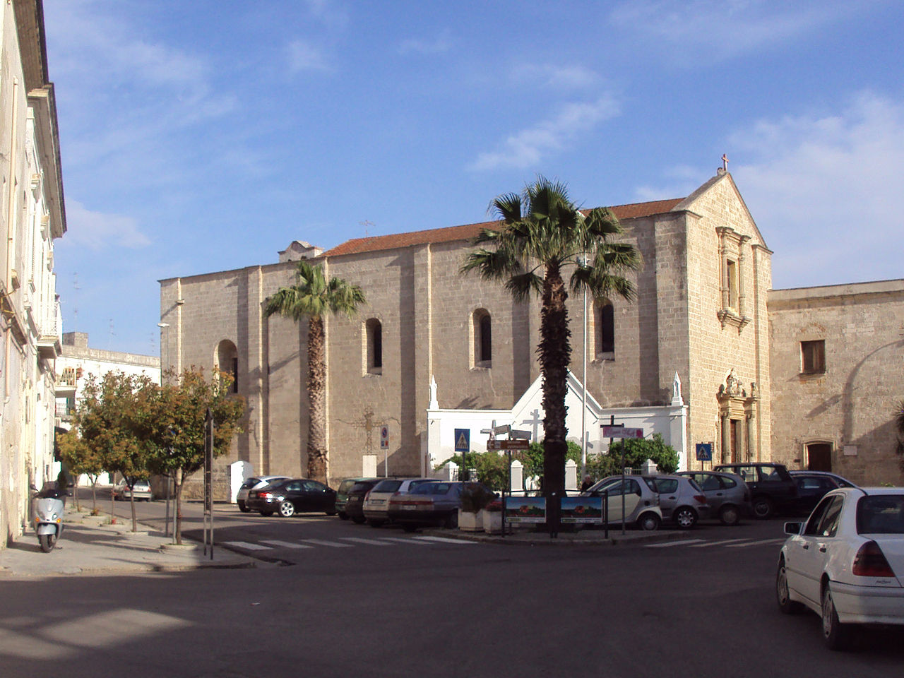 Kirche und Kloster Santa Maria delle Grazie
