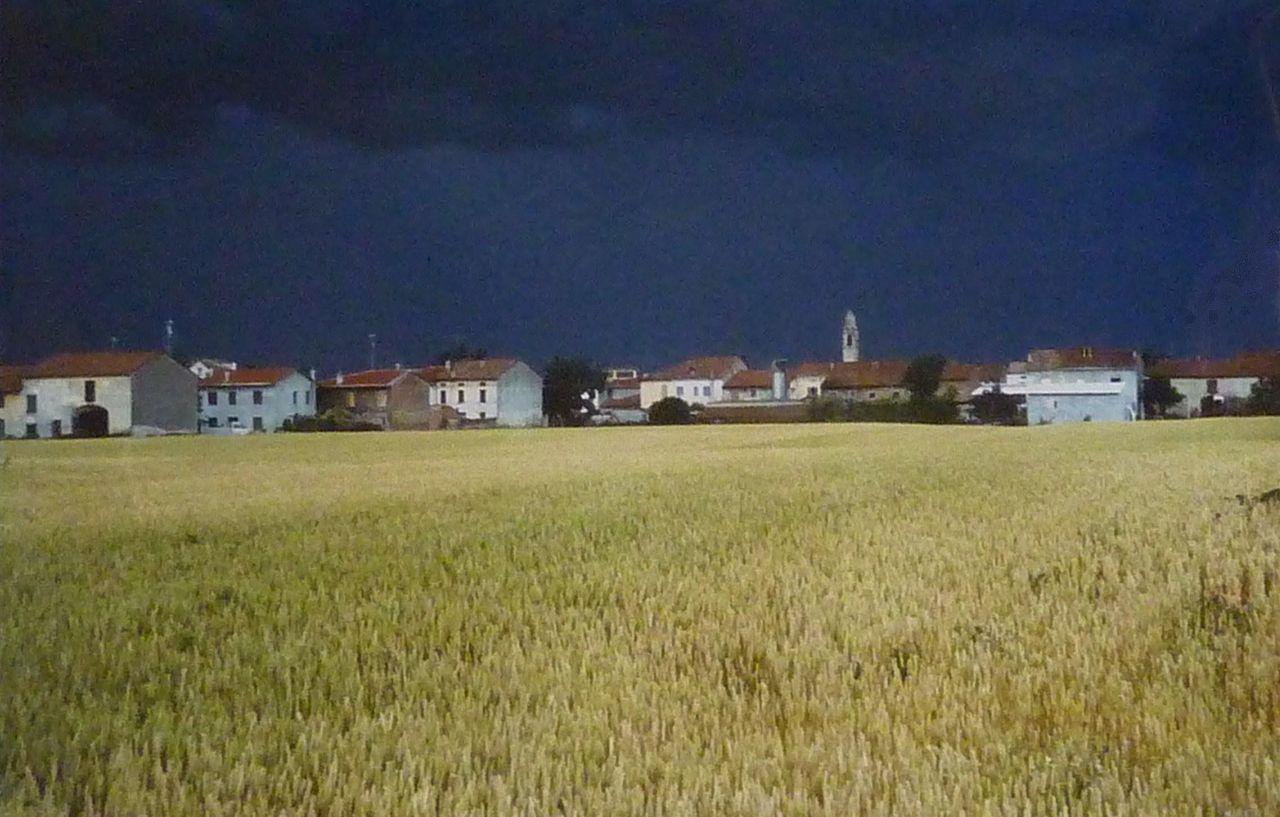 Gewittersturm in Sabbioneta