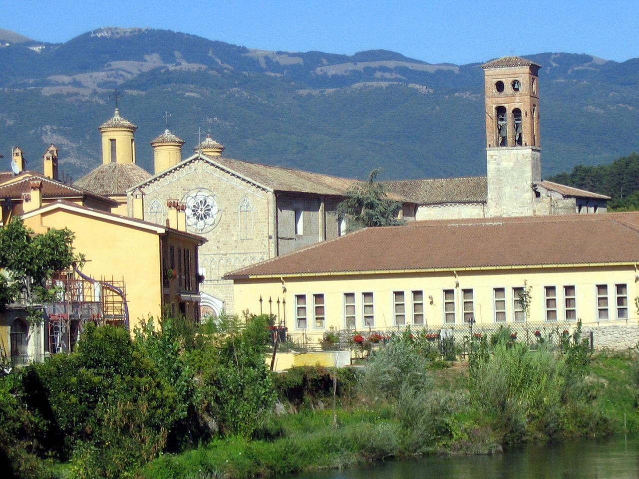 Die Kirche San Francesco