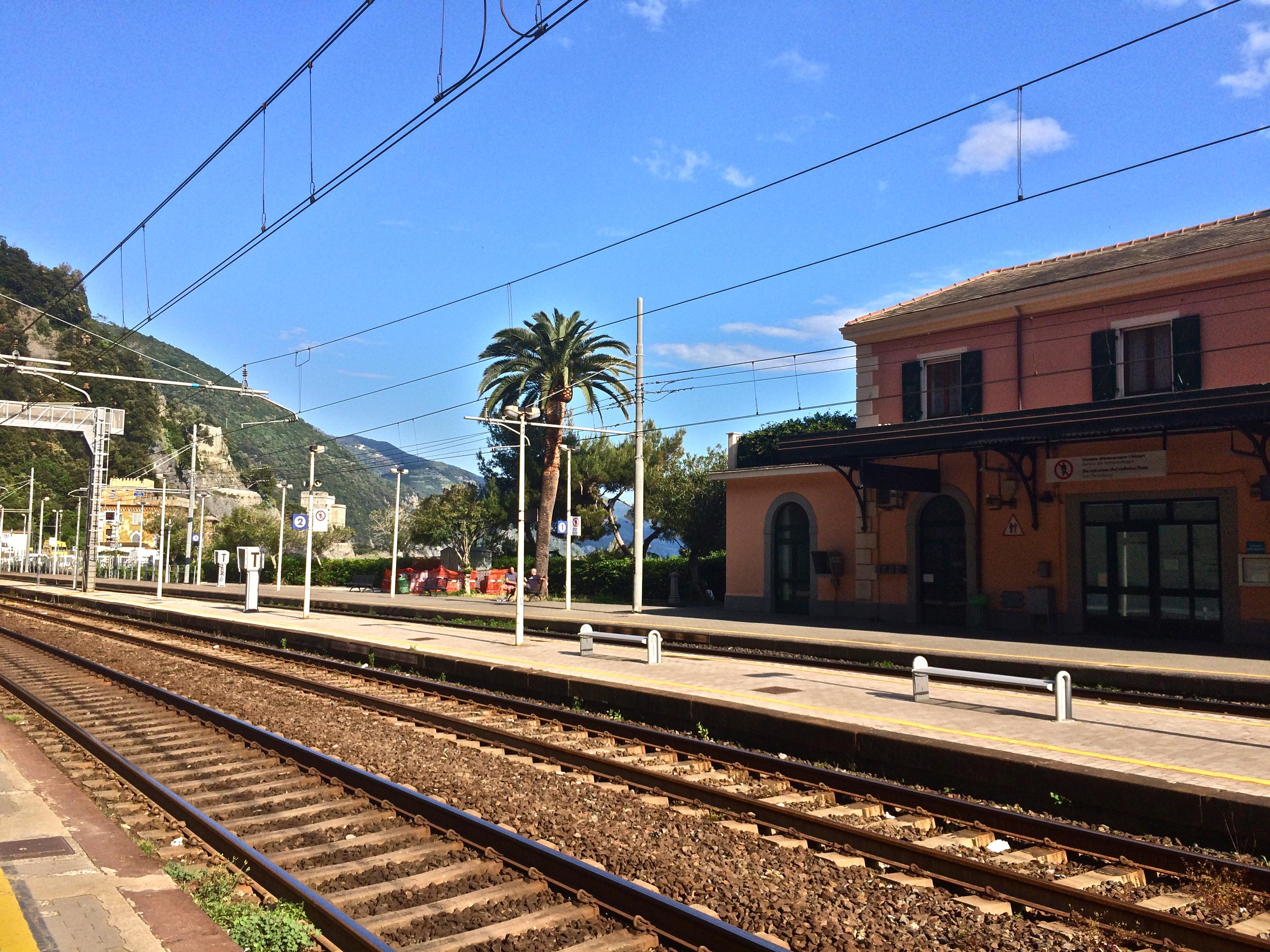 Bahnhof von Monterosso