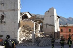 Erdbeben in Mittelitalien 2016